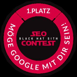 Platz 1 SEO Contest Cinestock