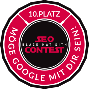 Platz 10 SEO Contest Cinestock