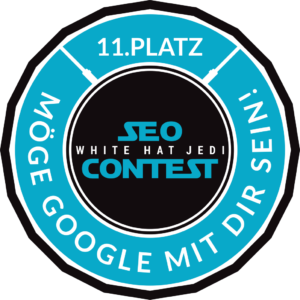 Platz 11 SEO Contest Cinestock