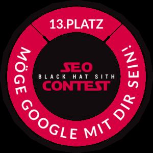Platz 13 SEO Contest Cinestock