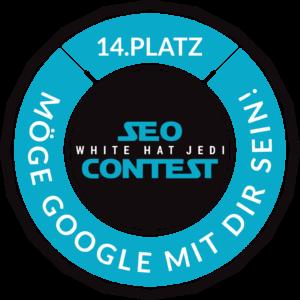 Platz 14 SEO Contest Cinestock