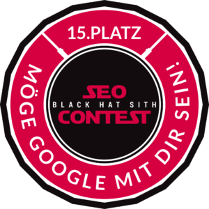 Platz 15 SEO Contest Cinestock