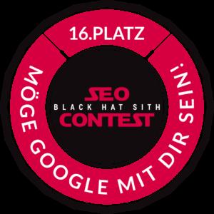 Platz 16 SEO Contest Cinestock