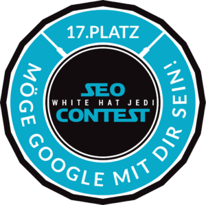 Platz 17 SEO Contest Cinestock