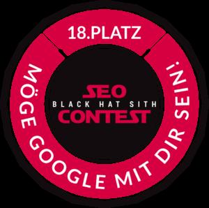 Platz 18 SEO Contest Cinestock