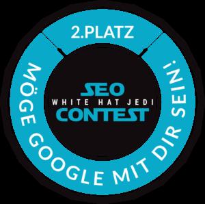 Platz 2 SEO Contest Cinestock