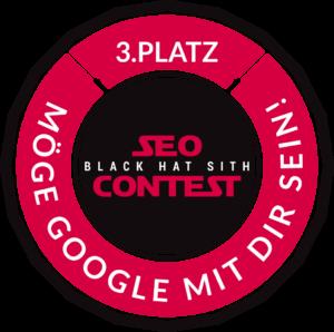 Platz 3 SEO Contest Cinestock