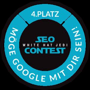 Platz 4 SEO Contest Cinestock