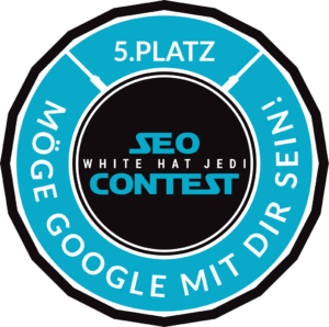 Platz 5 SEO Contest Cinestock