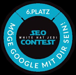 Platz 6 SEO Contest Cinestock