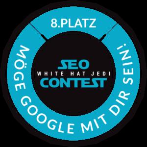 Platz 8 SEO Contest Cinestock
