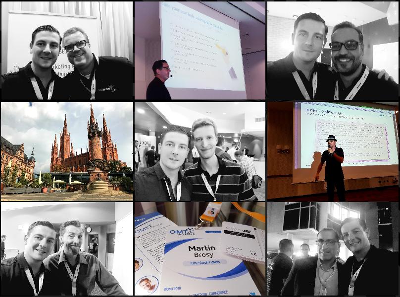 Fotos vom OMT 2018 und Wiesbaden